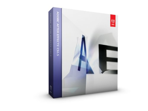 After Effects CS5.5 v10.5/FR Win