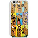 scooby collage cute for iPhone 6/6s White case