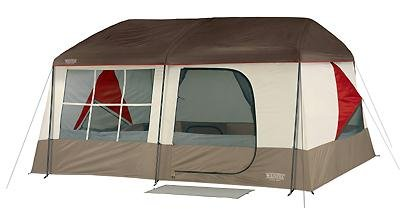 Family Cabin Dome Tent