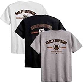 Harley-Davidson Men's 105th Anniversary Tee Shirt - LIMITED EDITION.