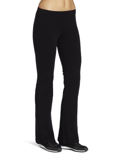 Spalding Women's Bootleg Pant, Black, Medium