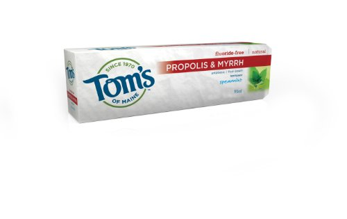 Tom's of Maine Propolis Spearmint Toothpaste 85ml