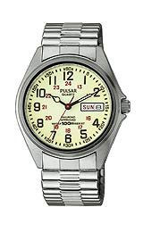 Pulsar Watch - PXN021 (Size: men)