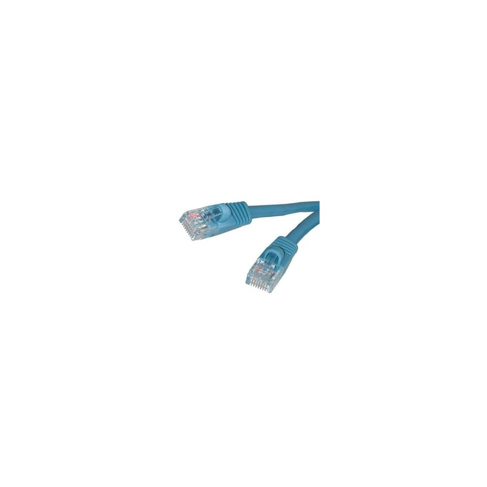 Cables To Go 75 Cat 5E Snagless Patch Blue Catalog Category Computer