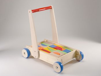 Classic Wood Toys - Wooden Toddle Truck - Buy Classic Wood Toys - Wooden Toddle Truck - Purchase Classic Wood Toys - Wooden Toddle Truck (Little Little Little Toy Company, Toys & Games,Categories)