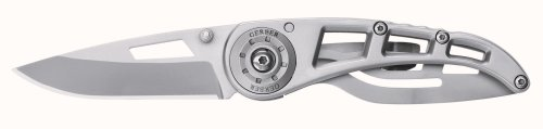 Gerber 22-41614 Ripstop-I 5-3/4-Inch Length Fine Edge Knife, Stainless Steel