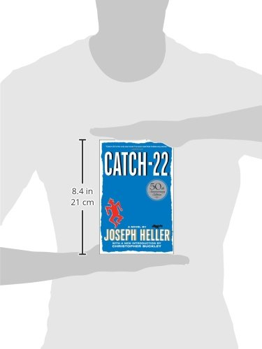 An analysis of the work by joseph heller and the publication of the novel catch 22