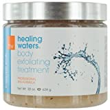 Aromafloria Healing Waters Body Exfoliating Treatment Sugar/Salt Scrub 624g/22oz