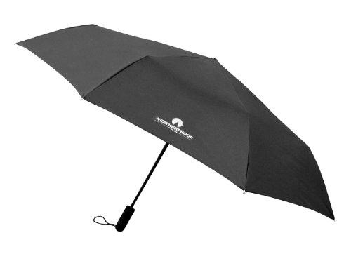 $265 SHEDRAIN WINDPRO ARC BLACK CANOPY RAIN AUTO OPEN CLOSE STICK ITALY UMBRELLA