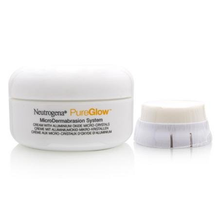 Neutrogena Pureglow Microdermabrasion Refill sponge & Cream