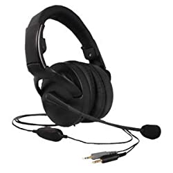 Koss HQ2 Vibration Gaming Headset. KOSS FULL SZ STEREOPHONE HEADST. Wired Connectivity - Stereo - Over-the-head