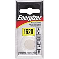 Energizer ECR1620BP 3V Watch Battery-3V WTCH/ELEC LITHIUM BAT