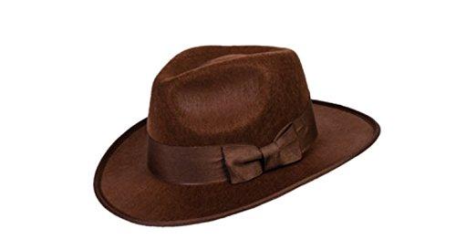 40s-Brown-Fedora-Hat