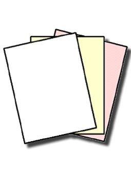 167 Sets NCR® Paper, 3 Part, Letter Size