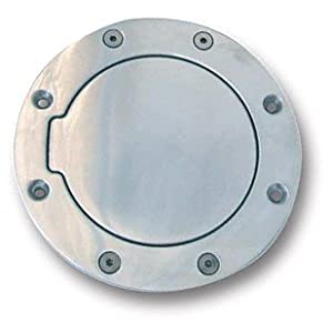 Amazon.com: All Sales 6090 Billet Aluminum Fuel Door: Automotive