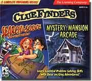 CLUE FINDERS SEARCH AND SOLVE + MYSTERY
