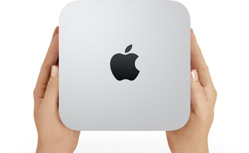 Apple Mac mini/2.3GHz Core i5/2GB/500GB/NO ODD MC815J/A
