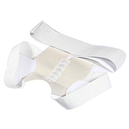 Coovie® Adjustable Magnetic Shoulder Posture Corrector Chest Support Belt Unisex
