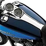 H-D Dyna Chrome Console Kit for Dyna Low Rider 67187-04