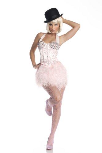 Burlesque Ballerina Deluxe Costume