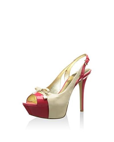 Guess Zapatos de talón abierto Fl1Psapat05