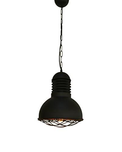 Light&Design Lámpara De Suspensión Nero. Oro