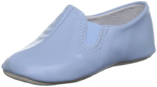 Rachel Riley Elastiques Pale Blue Slipper Rrshoe2apl 3 UK Toddler