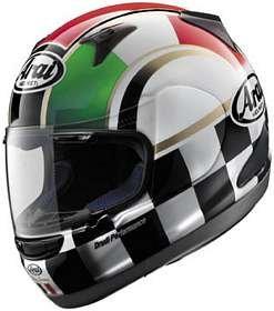 ARAI RX-Q FLAG ITALY MD MOTORCYCLE HELMETS