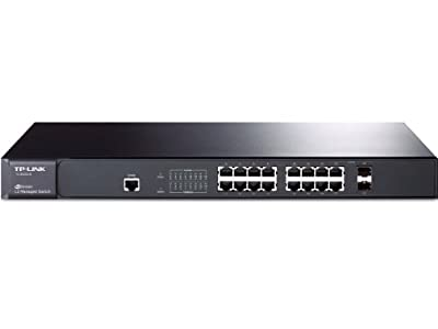 TP-LINK 8-Port Gigabit Ethernet Smart Switch