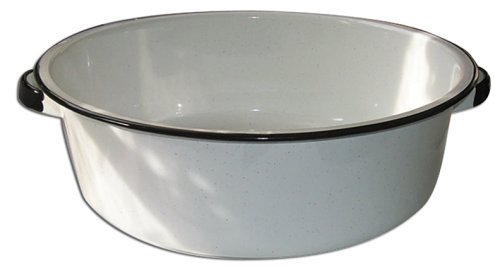 Granite Ware 6416-4 15-Quart Dish Pan with Handles