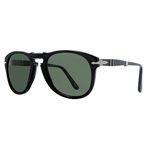 Persol 0714 Black 95/58 Polarised 54mm