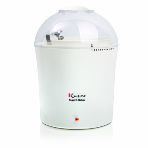Big Save! Euro Cuisine YM260 Yogurt Maker, 2-Quart