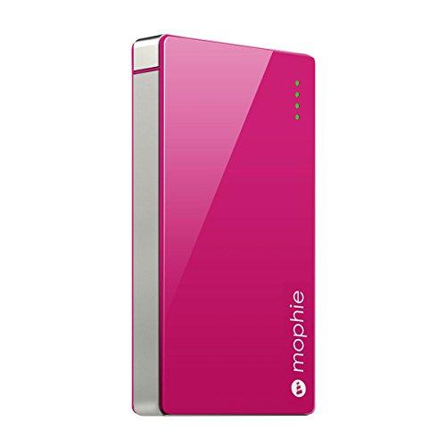 日本正規代理店品・保証付mophie powerstation mini モバイルバッテリー ピンク MOP-BY-000038