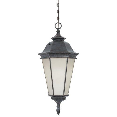 Savoy House Chatsworth Bronze Energy Star Hanging Lantern