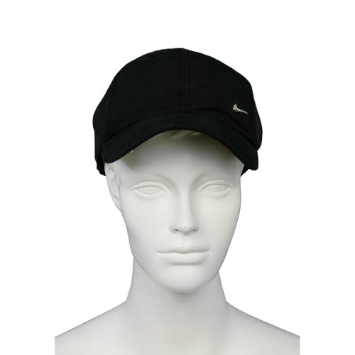 Nike Metal Swoosh Unisex Cap ADULTS Black