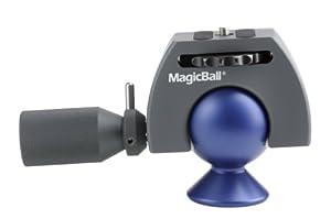 """Novoflex Magic Ball 50 """"Der Universelle"""" Kugelkopf (120° Verstellbereich, 610g Gewicht, 7kg Tragfähigkeit)"""