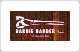 Barbie Barber Gift Certificate ($75) front-1047839