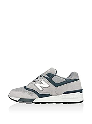 New Balance Zapatillas ML597 (Gris Claro)