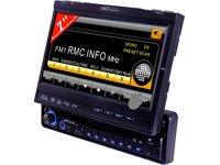 Autoradio Takara CDV1270BT DVD-Player Bluetooth