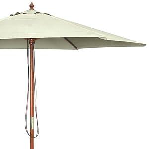 Solmar Natural Market Umbrella Patio