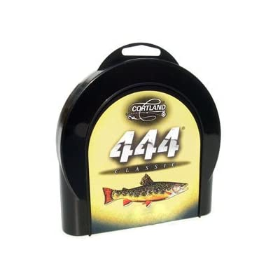 Cortland 444 Classic Floating Fly Line Weight: Wt. Forward 6 Floating [Misc.]