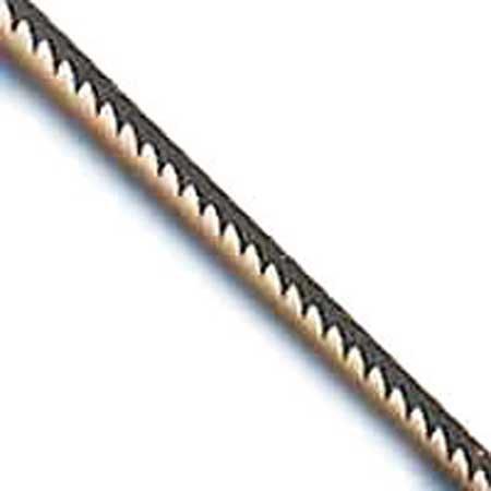 Zona 36-478 Jewelers Saw Blades, Universal No0, 022-Inch x 011-Inch x 51 TPI, 12-Pack - 1