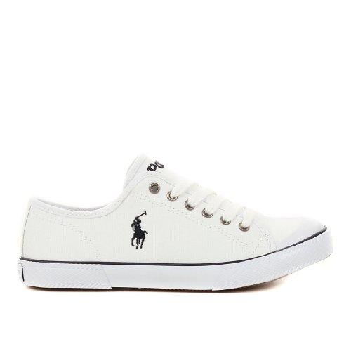 Ralph Lauren sneakers Polo White Chaz (40)
