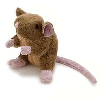 Active Cat Mouse Solo Play Cat Toy with Catnip 1 ea