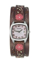Fossil Watch - Pink Dial