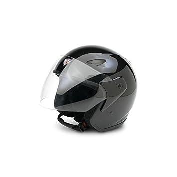 Bottari Moto 64528 Casque Explorer, Noir, Taille : L