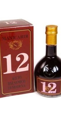 Manicardi Balsamic Vinegar #12 - 8.5 oz