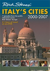 Rick Steves' Italy's Cities, 2000-2007