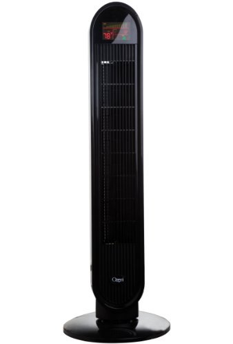 Ozeri 360 Oscillation Tower Fan, with Micro-Blade Noise Reduction Technology (Tower Fan Noise Reduction compare prices)