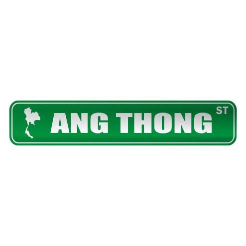 """ Ang Thong St "" Street Sign City Thailand. Song Linkin Park Signs. Illustration Signs. Adenovirus Signs. Regulations Signs. Medicine Signs Of Stroke. Comic San Signs. Cirrhosis Signs Of Stroke. Energy Signs"